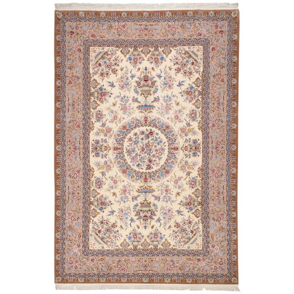 فرش دستباف شش و نیم متری سی پرشیا کد 187249 یک جفت