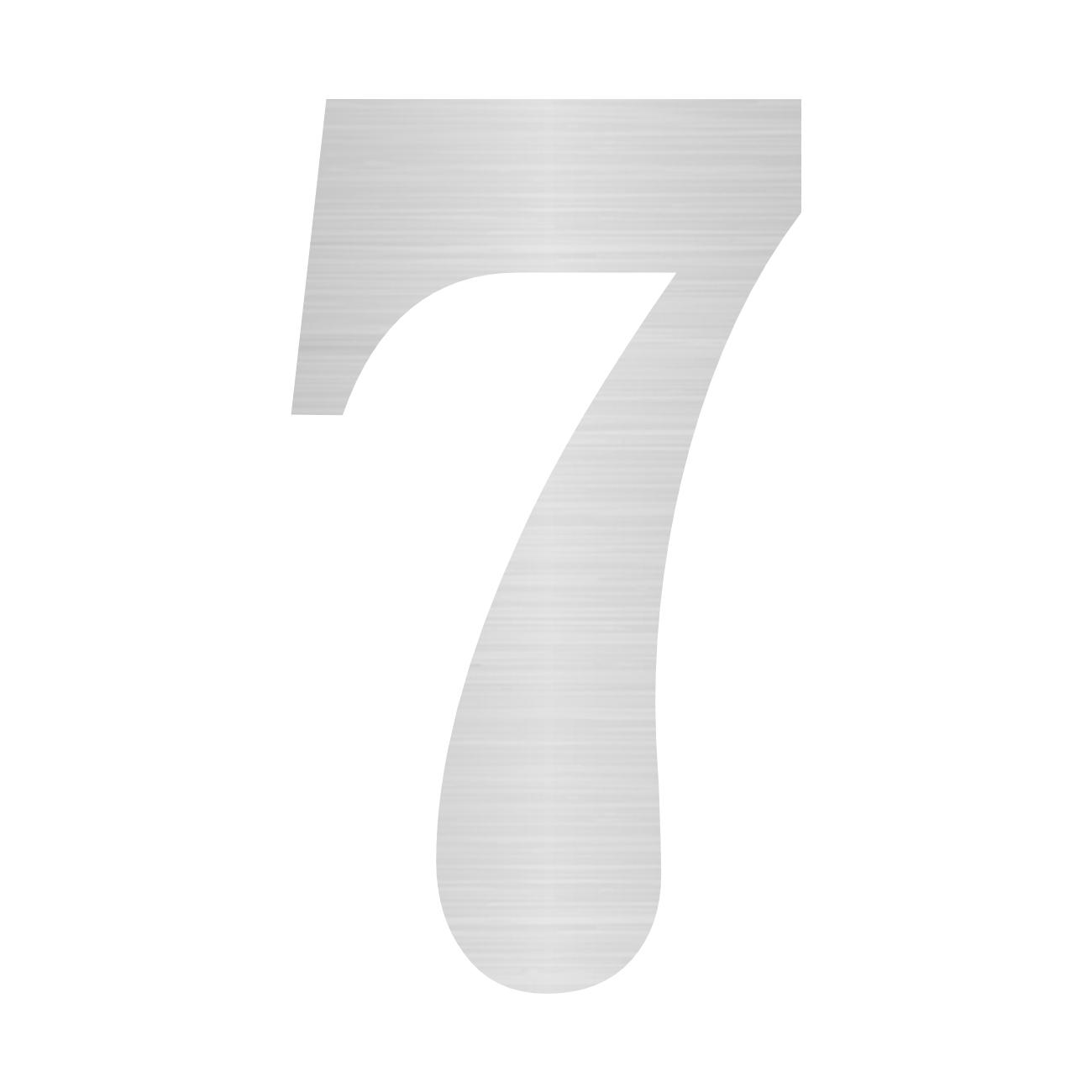تابلو نشانگر مستر راد طرح پلاک واحد شماره 7کد 07 S