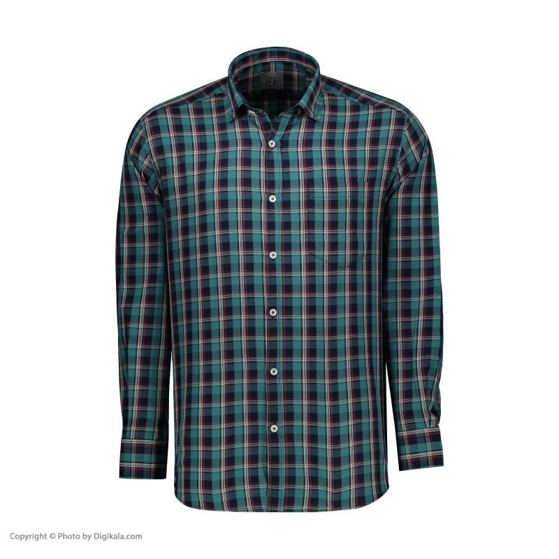 پیراهن آستین بلند مردانه زی مدل 1531349MC