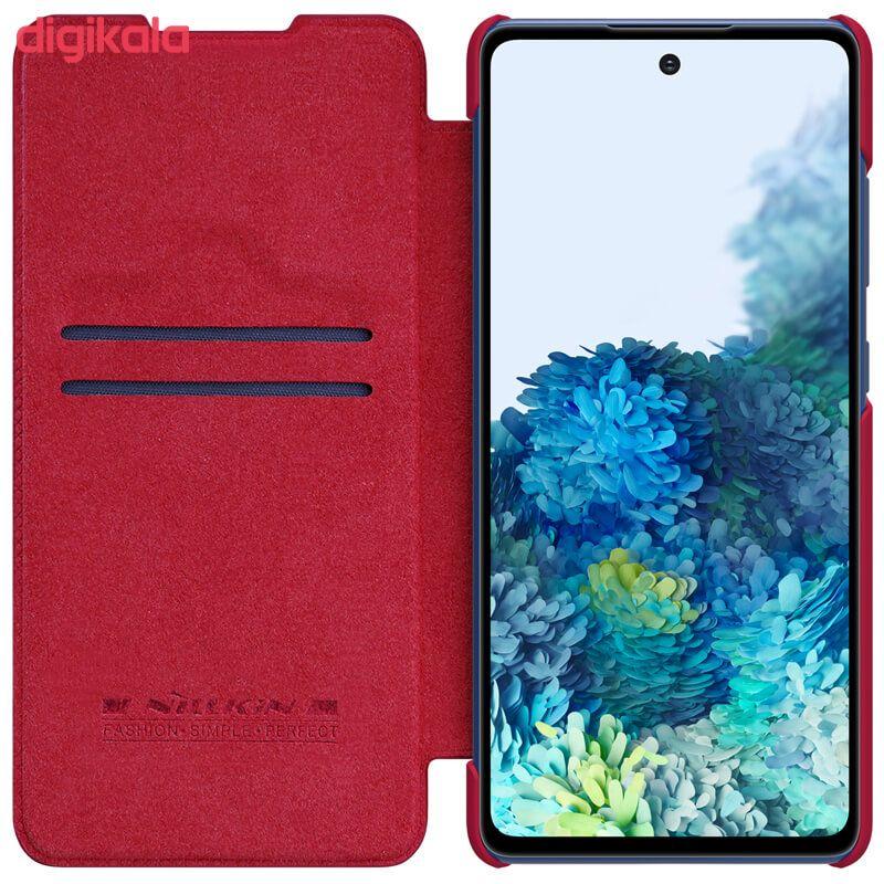 کیف کلاسوری نیلکین مدل Qin مناسب برای گوشی موبایل سامسونگ Galaxy S20 FE main 1 1