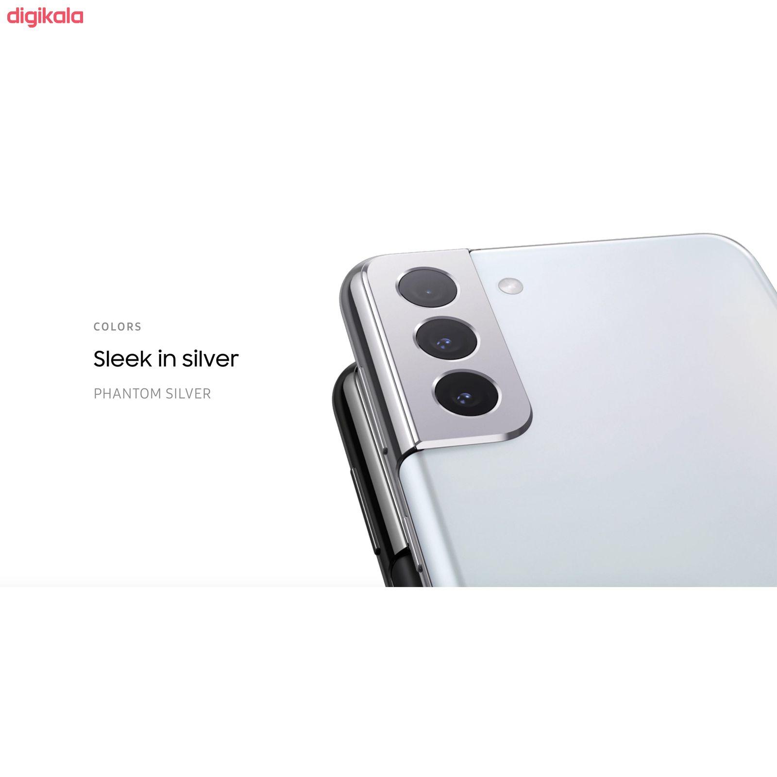 گوشی موبایل سامسونگ مدل Galaxy S21 Plus 5G SM-G996B/DS دو سیم کارت ظرفیت 256 گیگابایت و رم 8 گیگابایت main 1 12