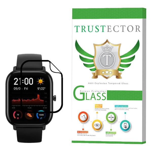 محافظ صفحه نمایش 3D تراسکتور مدل TSP مناسب برای ساعت هوشمند شیائومی Huami Amazfit GTS