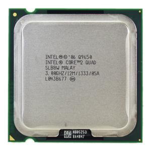 پردازنده مرکزی اینتل سری Core 2 Quad مدل Q9650 Tray