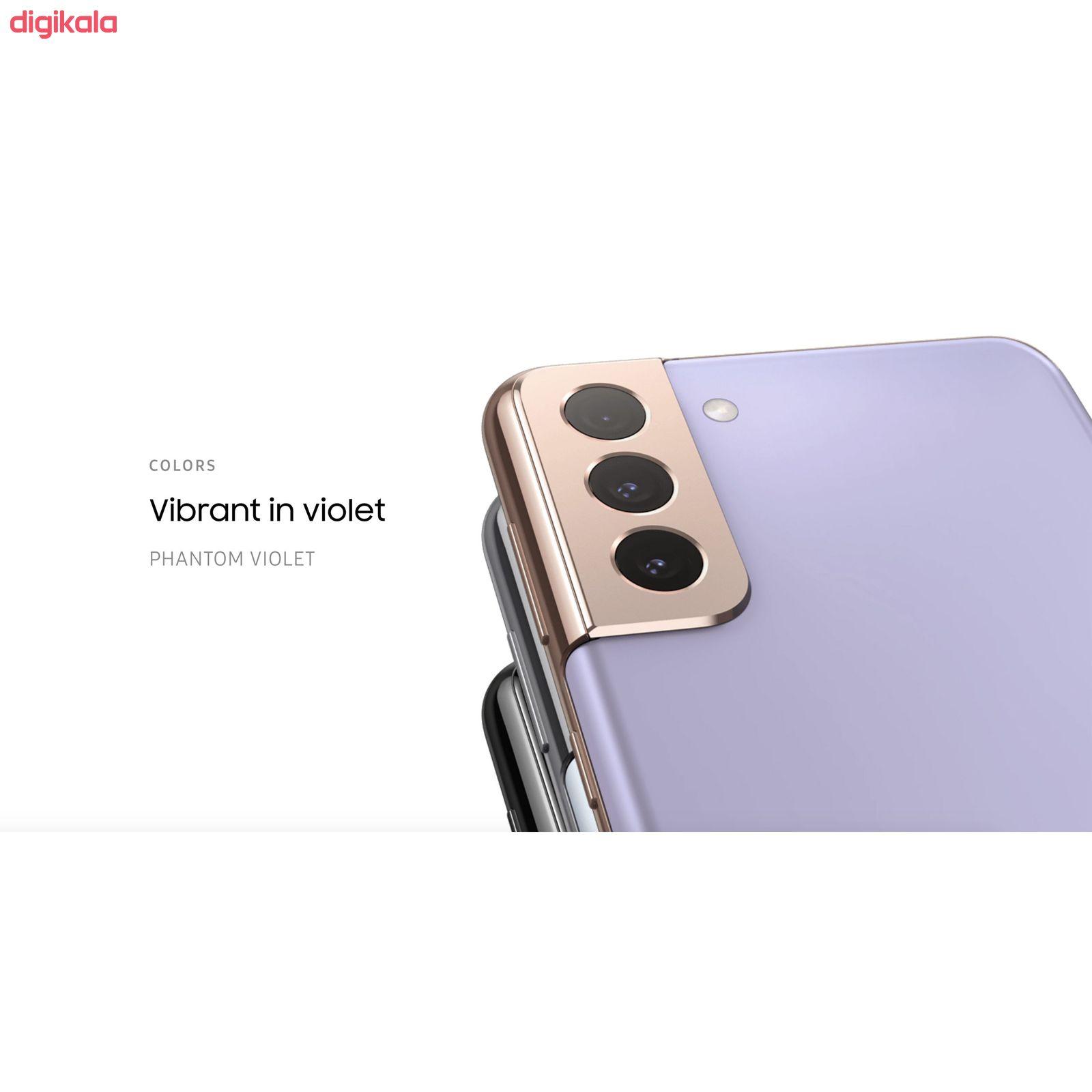 گوشی موبایل سامسونگ مدل Galaxy S21 Plus 5G SM-G996B/DS دو سیم کارت ظرفیت 256 گیگابایت و رم 8 گیگابایت main 1 13