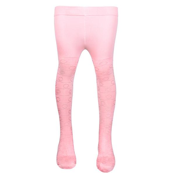 جوراب شلواری دخترانه کد DYRE74_66 رنگ صورتی