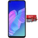 گوشی موبایل هوآوی مدل Huawei Y7p ART-L29 دو سیم کارت ظرفیت 64 گیگابایت به همراه کارت حافظه هدیه thumb