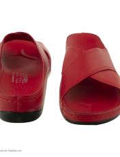 دمپایی زنانه کفش آویده کد av-0304506 رنگ قرمز -  - 5