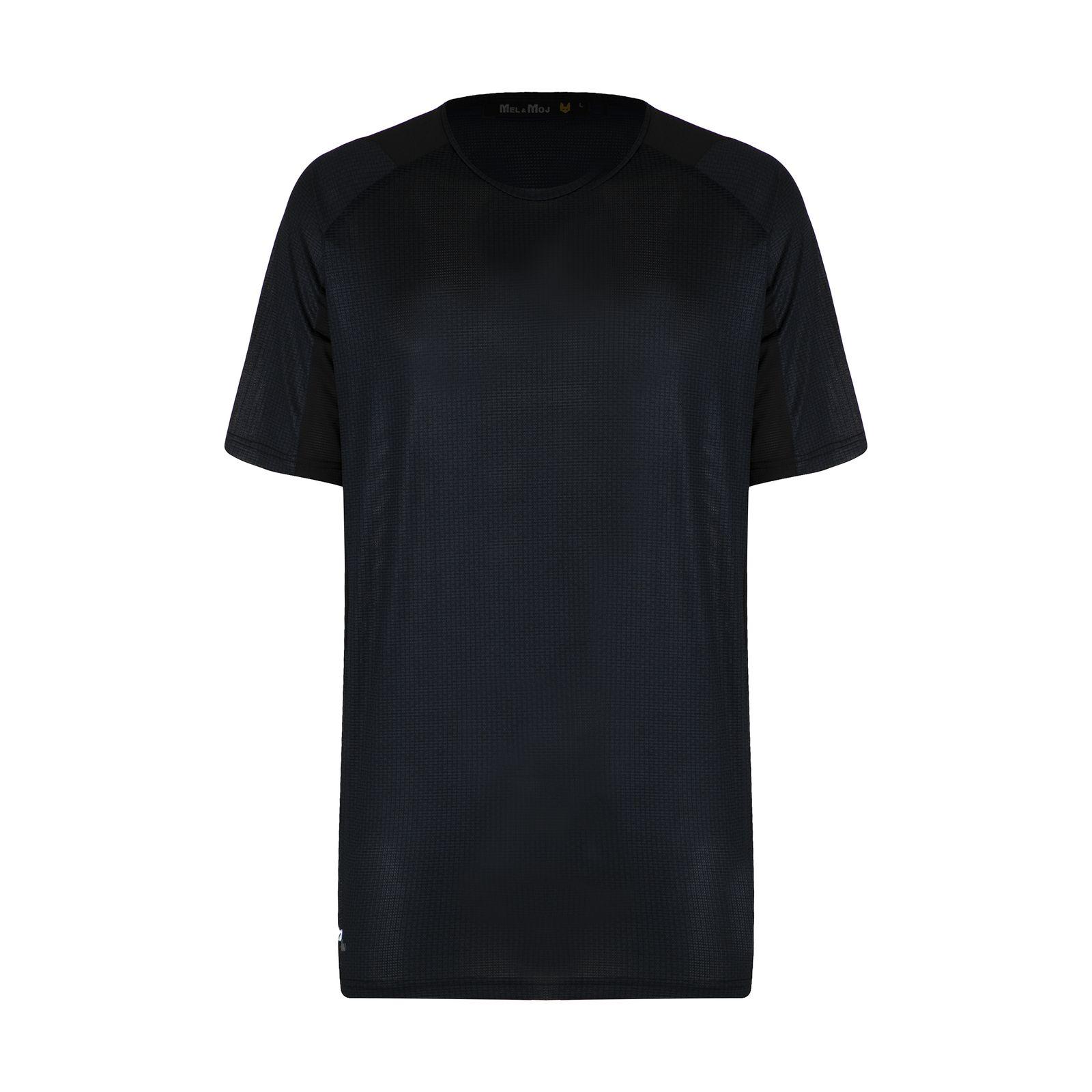 تیشرت آستین کوتاه مردانه مل اند موژ مدل KT0015-001 -  - 2
