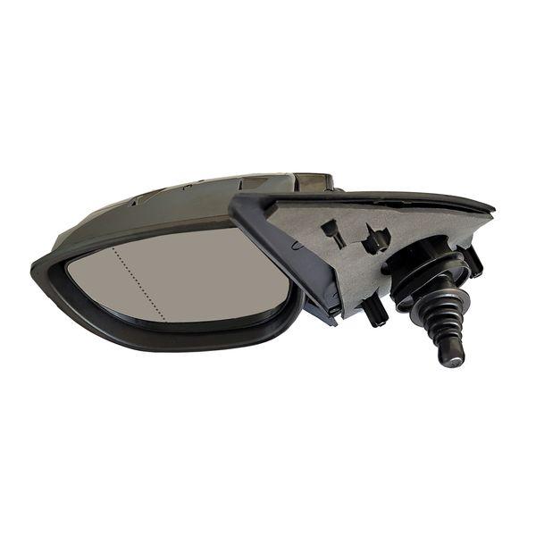 آینه جانبی چپ خودرو کاوج کد 1 مناسب برای پژو 206