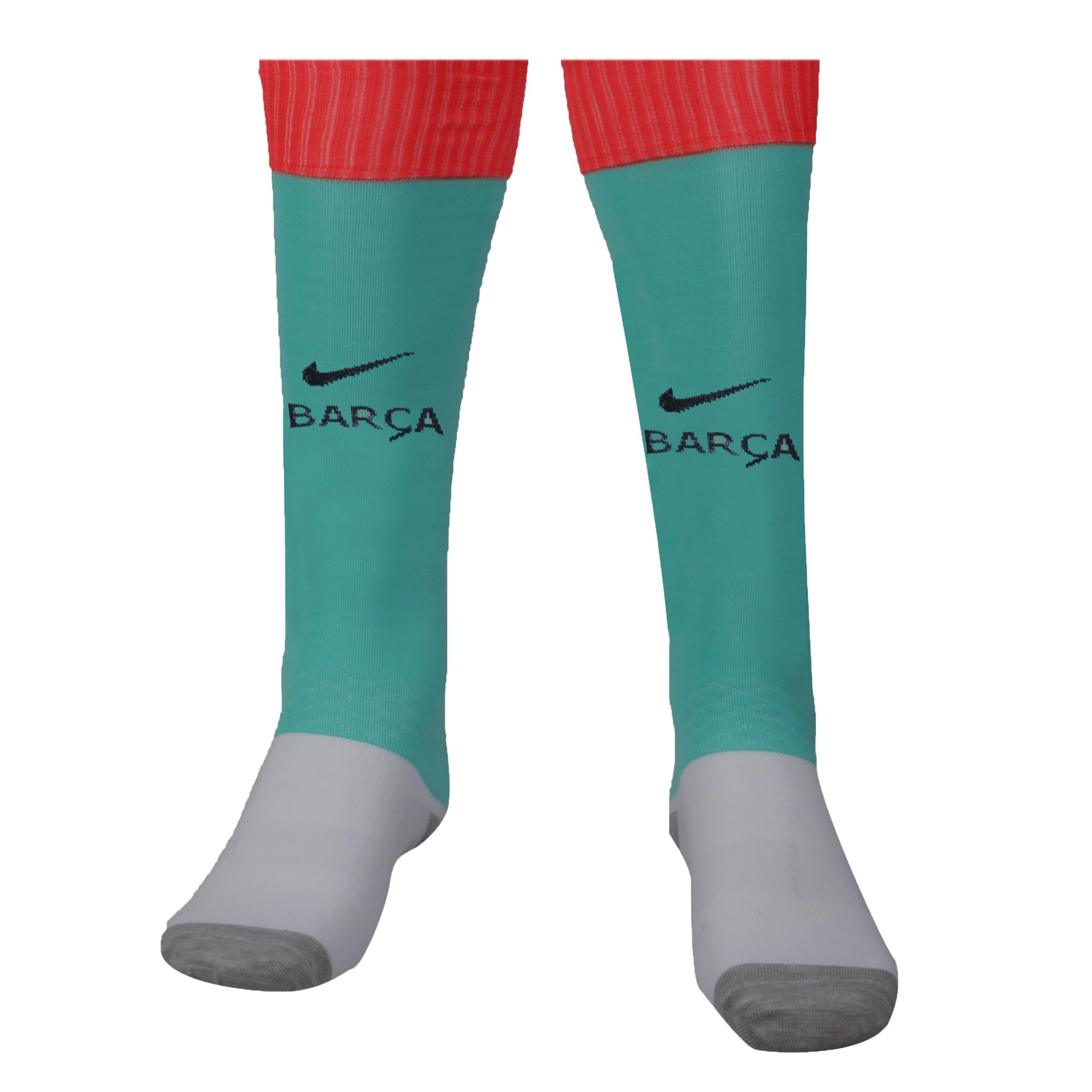 ست 4 تکه لباس ورزشی پسرانه طرح بارسلونا مدل مسی کد 2021 3RD main 1 3