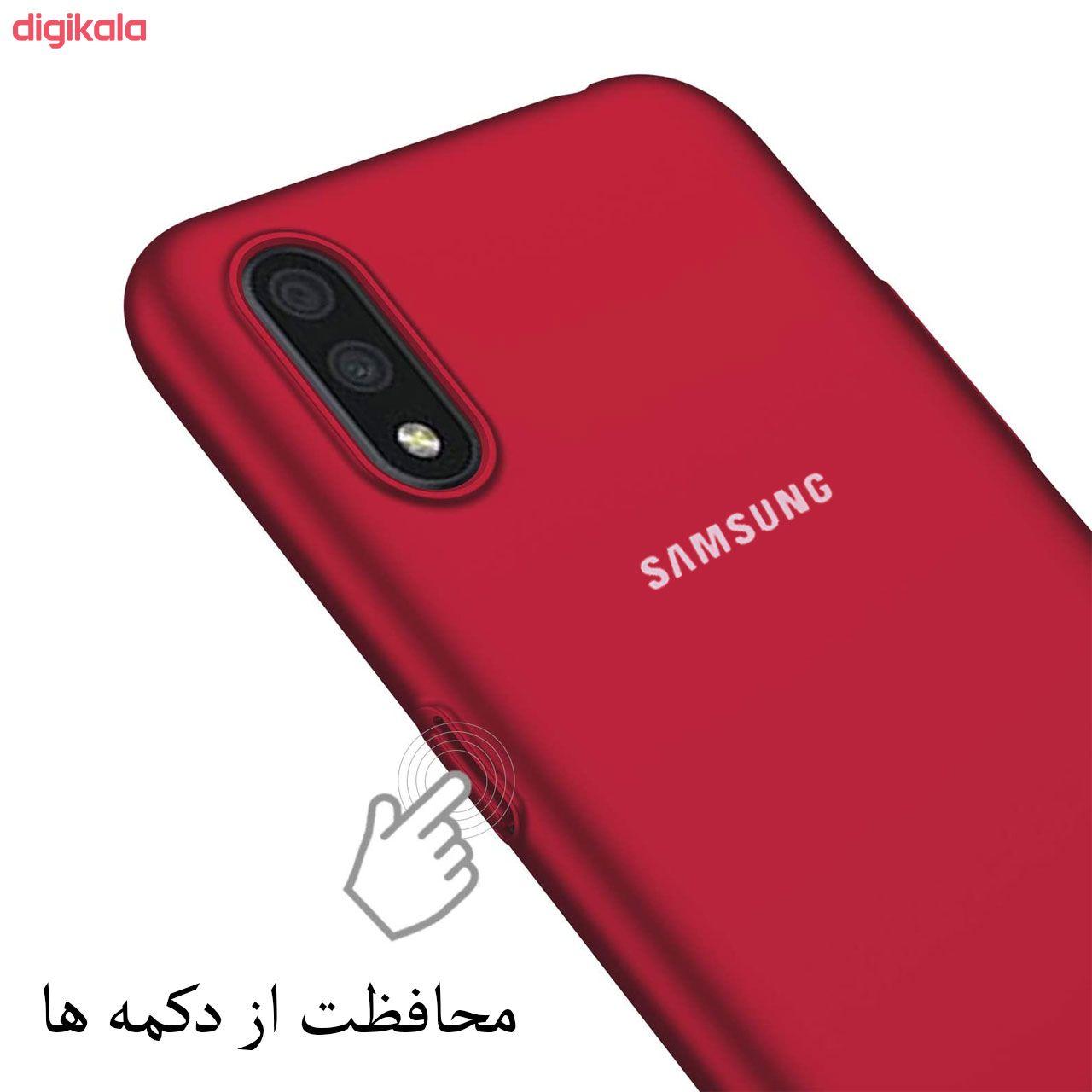 کاور مدل SLCN مناسب برای گوشی موبایل سامسونگ Galaxy A01 main 1 6