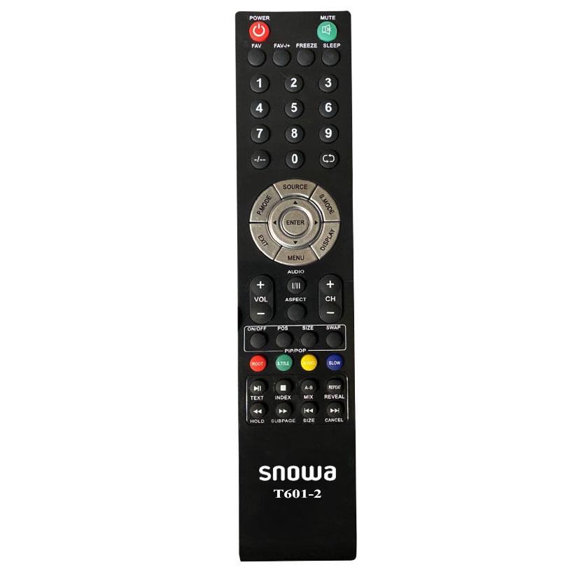 ریموت کنترل اسنوا مدل T601-2