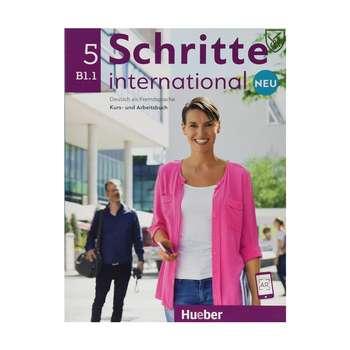 کتاب Schritte International Neu B1.1 اثر Daniela Niebisch انتشارات جنگل