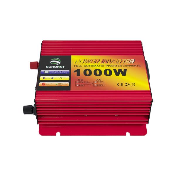 مبدل برق خودرو کرونت مدل IN1000