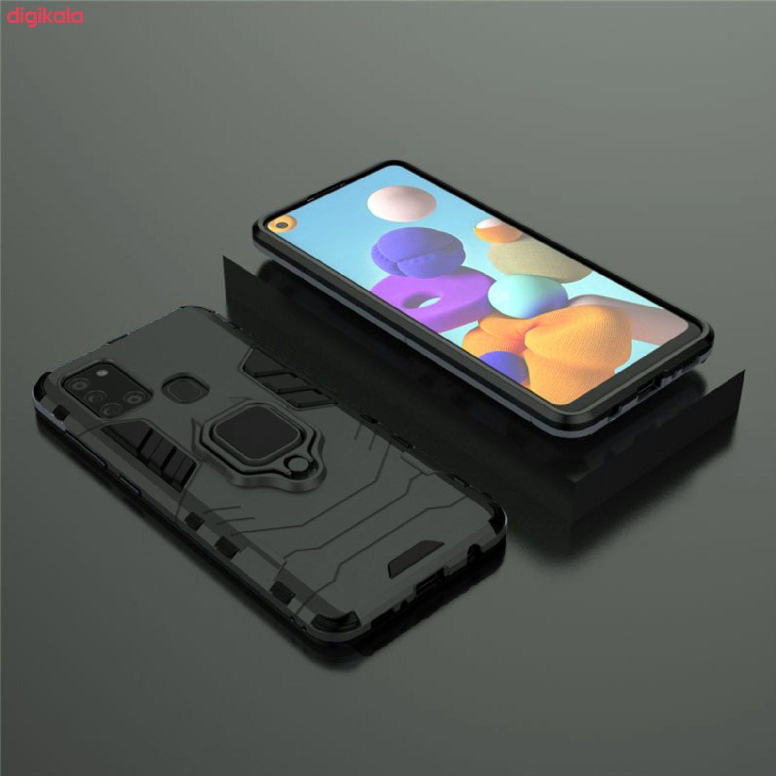 کاور مدل DEF02 مناسب برای گوشی موبایل سامسونگ Galaxy A21s main 1 5