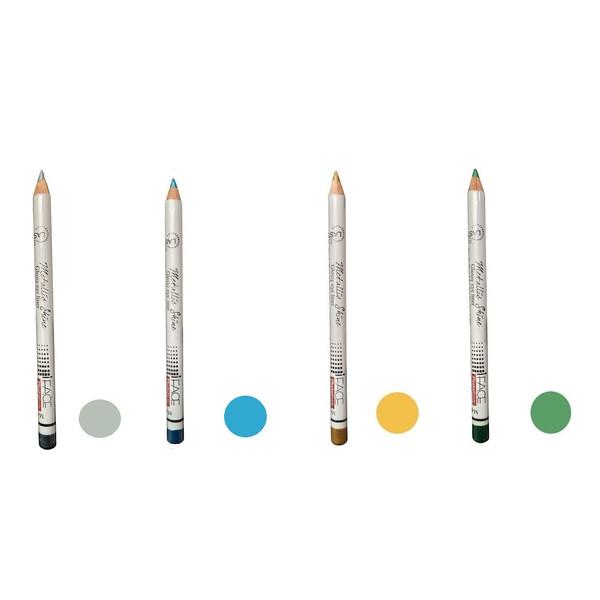 مداد چشم آی فیس مدل photoready مجموعه 4 عددی
