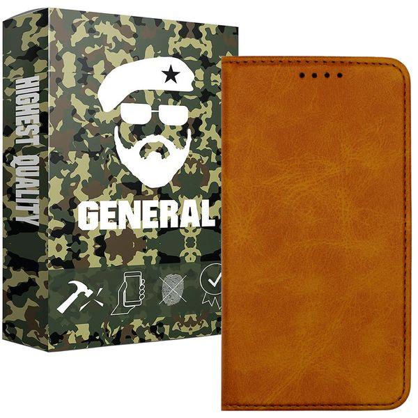 کیف کلاسوری ژنرال مدل Q21 مناسب برای گوشی موبایل سامسونگ Galaxy A12
