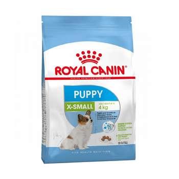 غذای خشک سگ رویال کنین مدل XS Puppy وزن 1.5 کیلوگرم