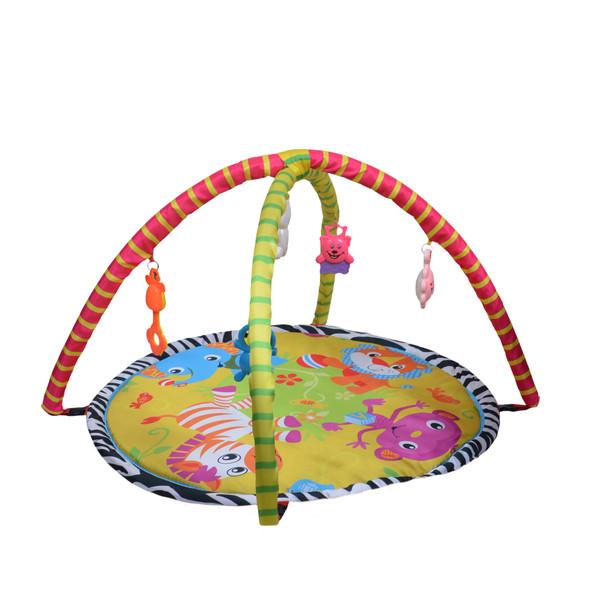 تشک بازی کودک مدل باغ وحش