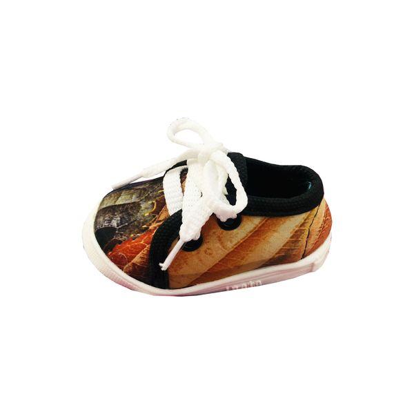 کفش نوزادی مدل برگ پاییز 3