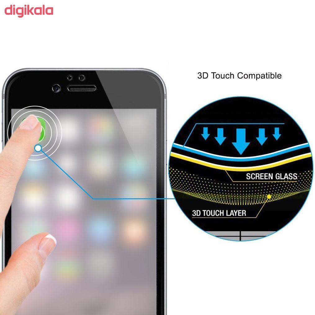 محافظ صفحه نمایش فوکس مدل PT001 مناسب برای گوشی موبایل اپل Iphone 7 Plus/8 Plus main 1 4