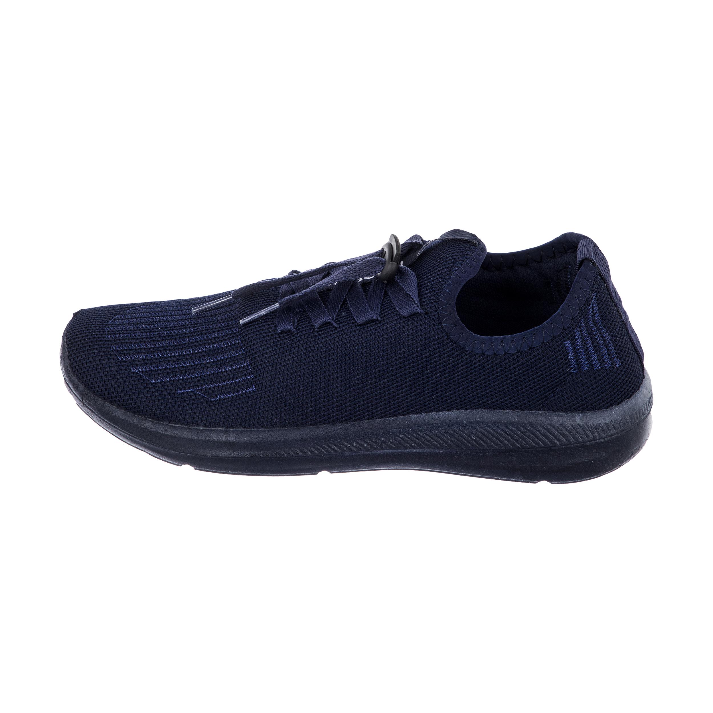 کفش پیاده روی چابک مدل آرشام رنگ سورمه ای