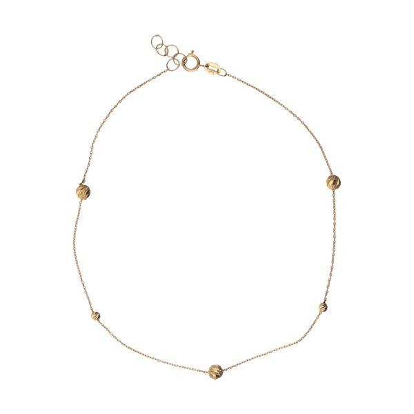پابند طلا 18 عیار زنانه مایا ماهک مدل MA0129