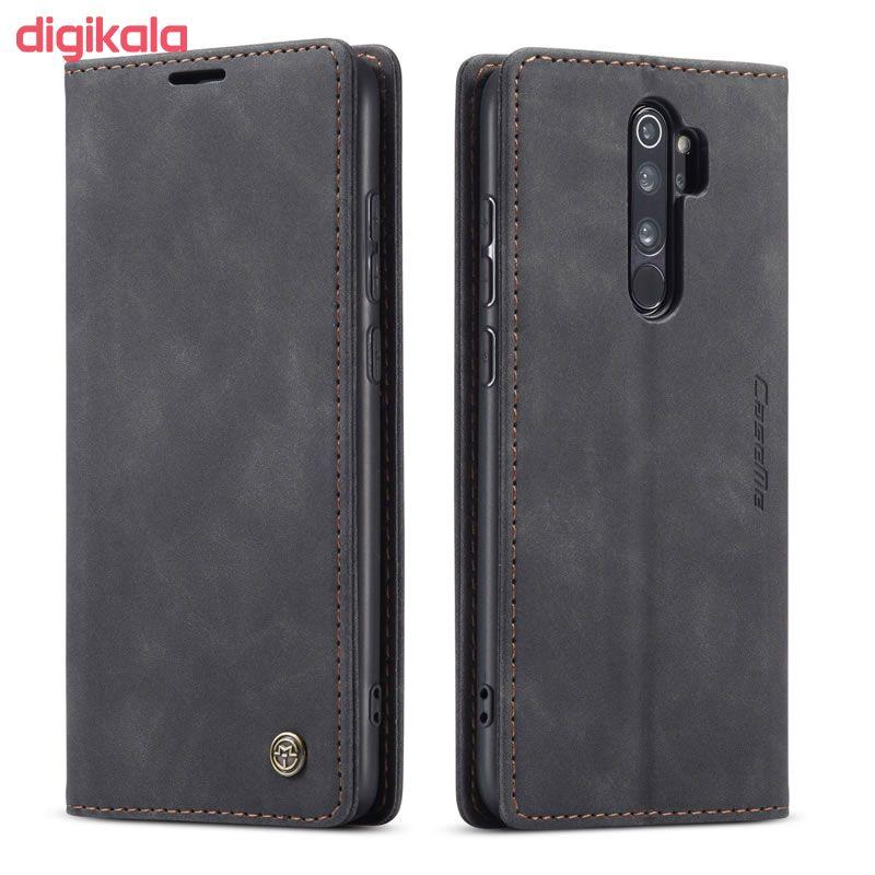 کیف کلاسوری کیس می مدل Vintage-013 مناسب برای گوشی موبایل شیائومی Redmi Note 8 Pro main 1 2