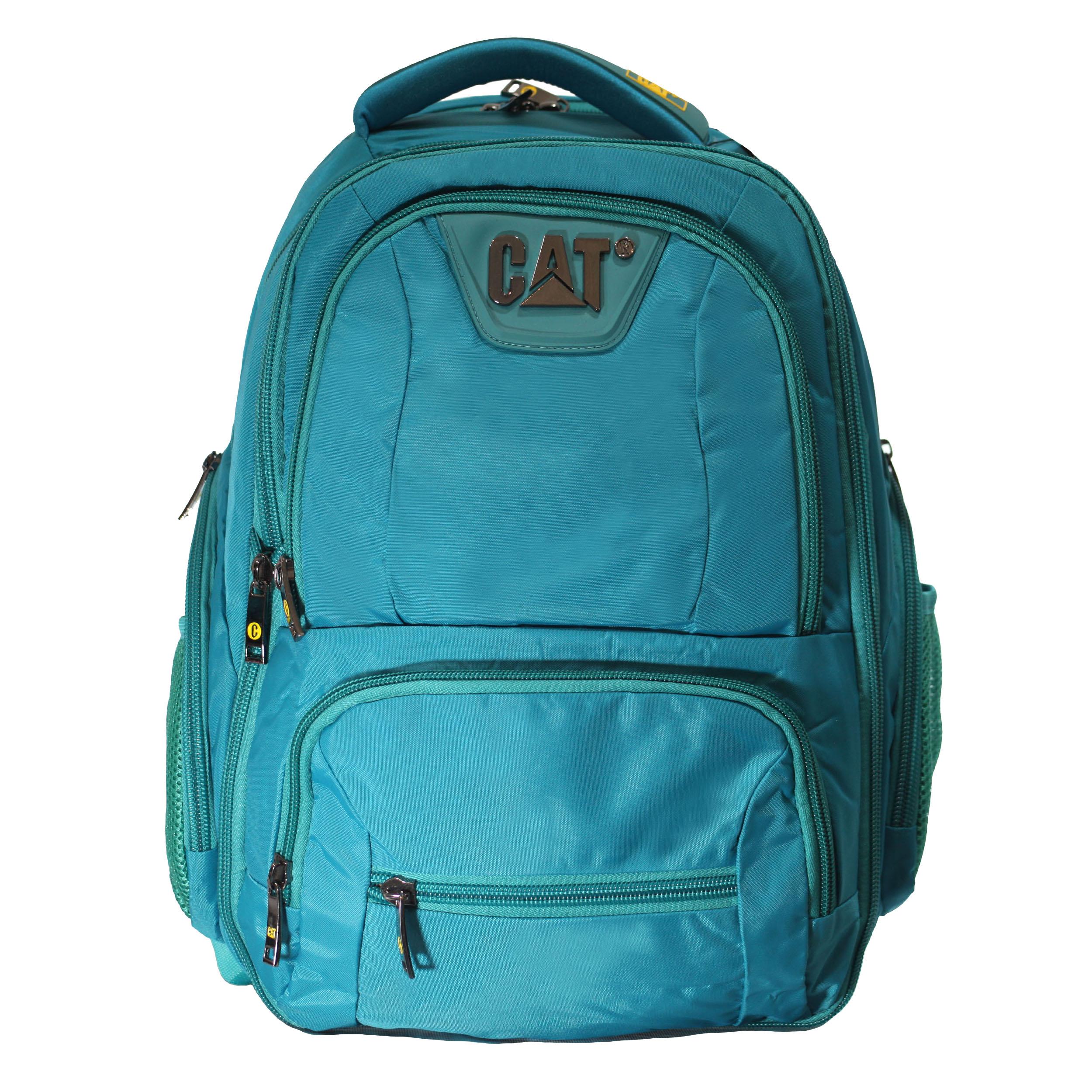 کوله پشتی لپ تاپ کاترپیلار مدل CAT-0128 مناسب برای لپ تاپ 15.6 اینچی