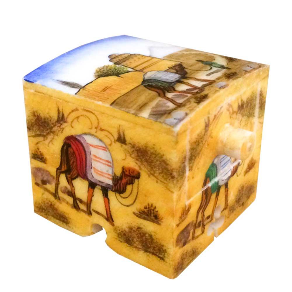 جعبه جواهرات استخوانی  کد B 242