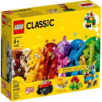 لگو سری Classic مدل 11002 Basic Brick Set