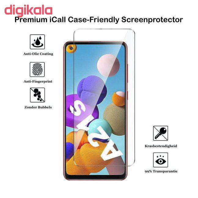 محافظ صفحه نمایش فوکس مدل PR001 مناسب برای گوشی موبایل سامسونگ Galaxy A21s main 1 10