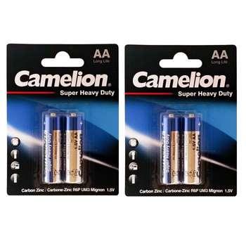 باتری قلمی کملیون مدل Super HD بسته 4 عددی