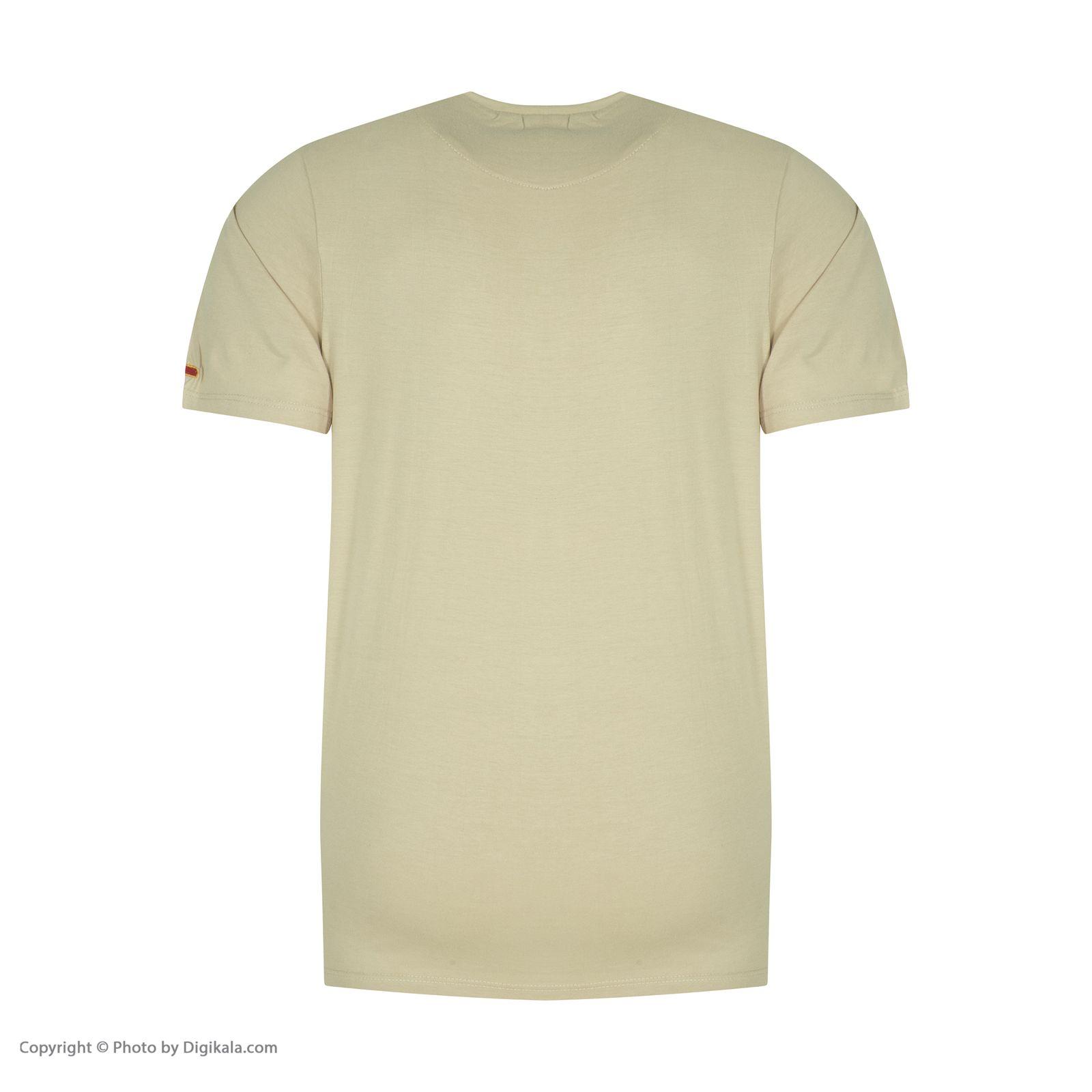 ست تی شرت و شلوارک راحتی مردانه مادر مدل 2041109-07 -  - 6