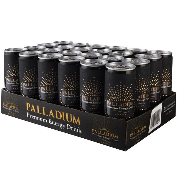 نوشابه انرژی زا پالادیوم - 250 میلی لیتر مجموعه 24 عددی