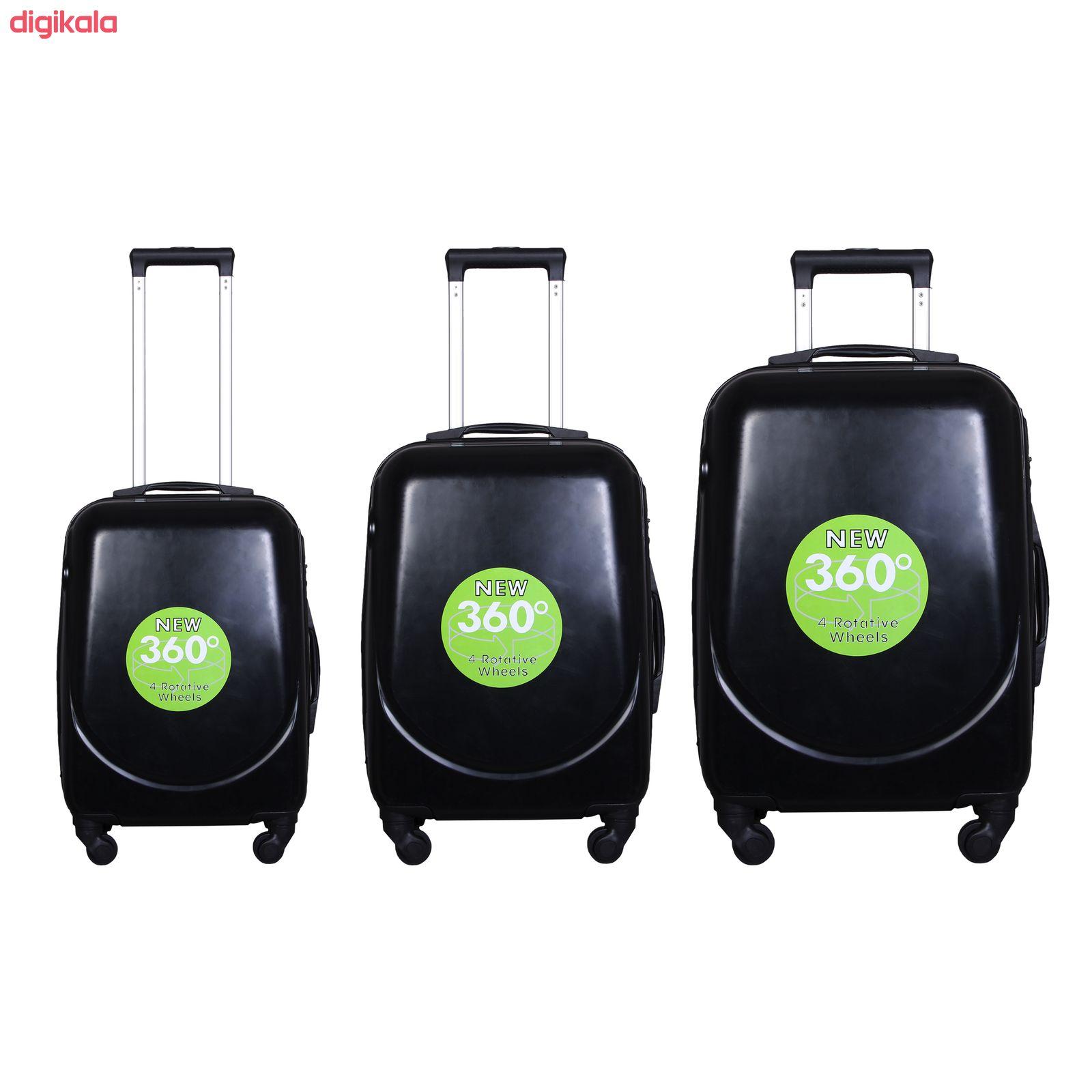 مجموعه سه عدی چمدان مدل 300 main 1 2