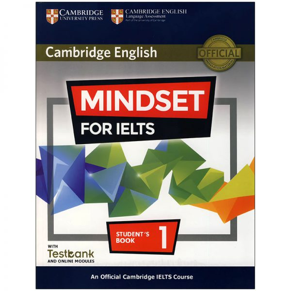 کتاب Mindset for IELTS 1 اثر جمعی از نویسندگان انتشارات زبان مهر