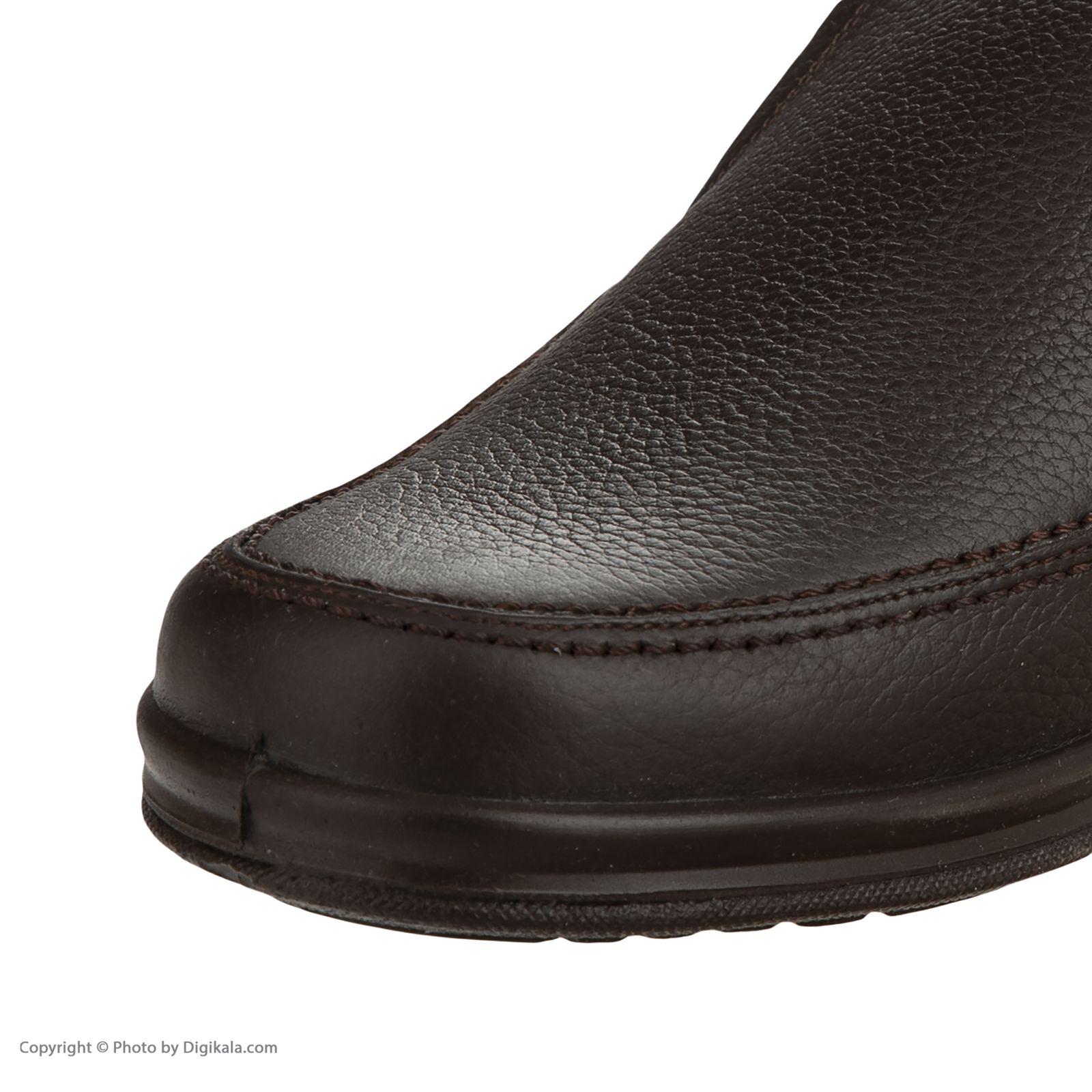 کفش روزمره مردانه بلوط مدل 7296A503104 -  - 8
