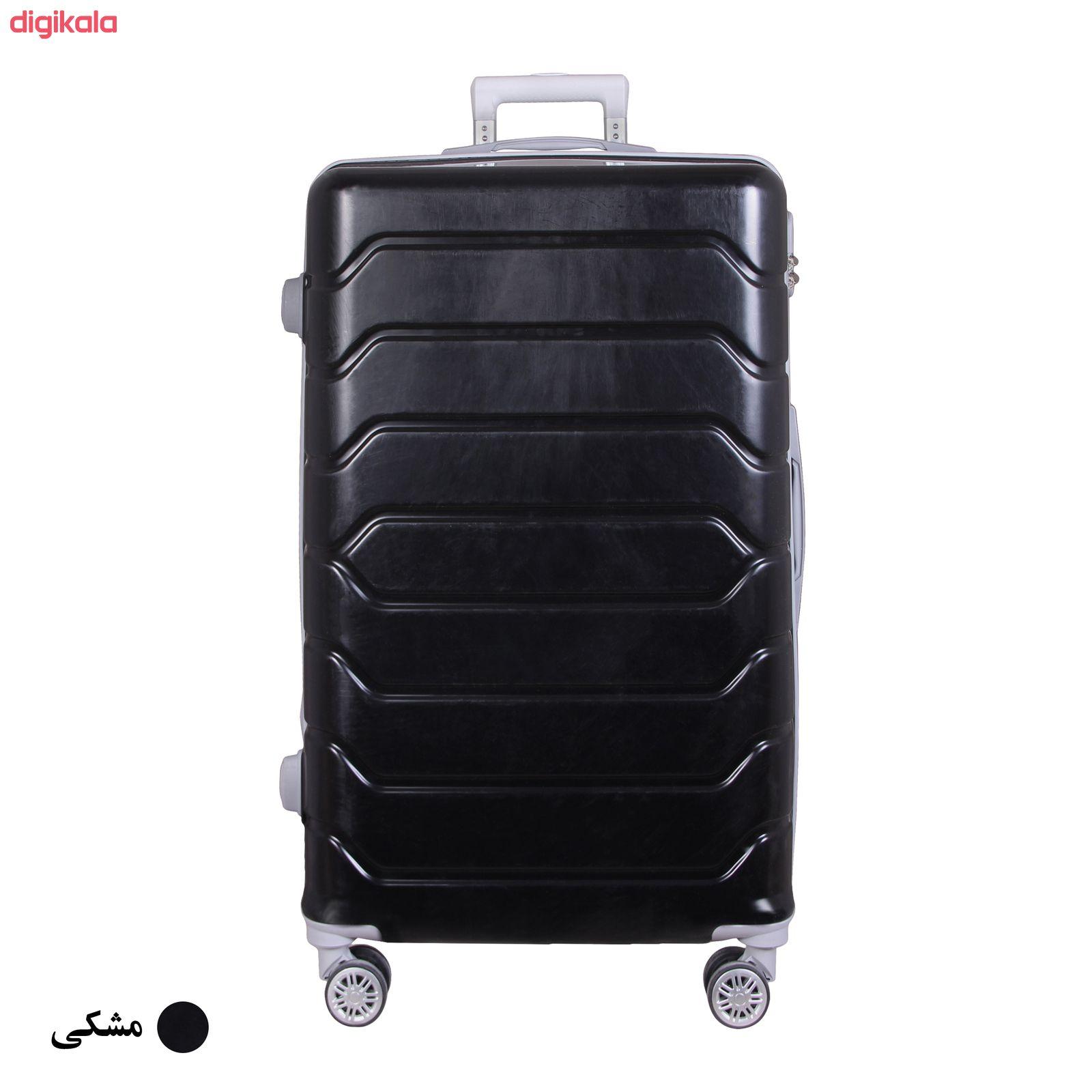 مجموعه سه عددی چمدان مدل 20020 main 1 22
