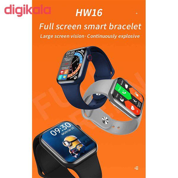 ساعت هوشمند مدل HW16 main 1 38