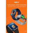 ساعت هوشمند مدل HW16 thumb 38