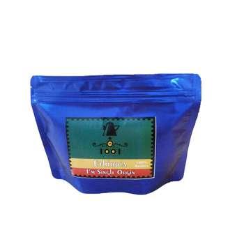 دانه قهوه اتیوپی 100 درصد عربیکا 1001 - 250 گرم