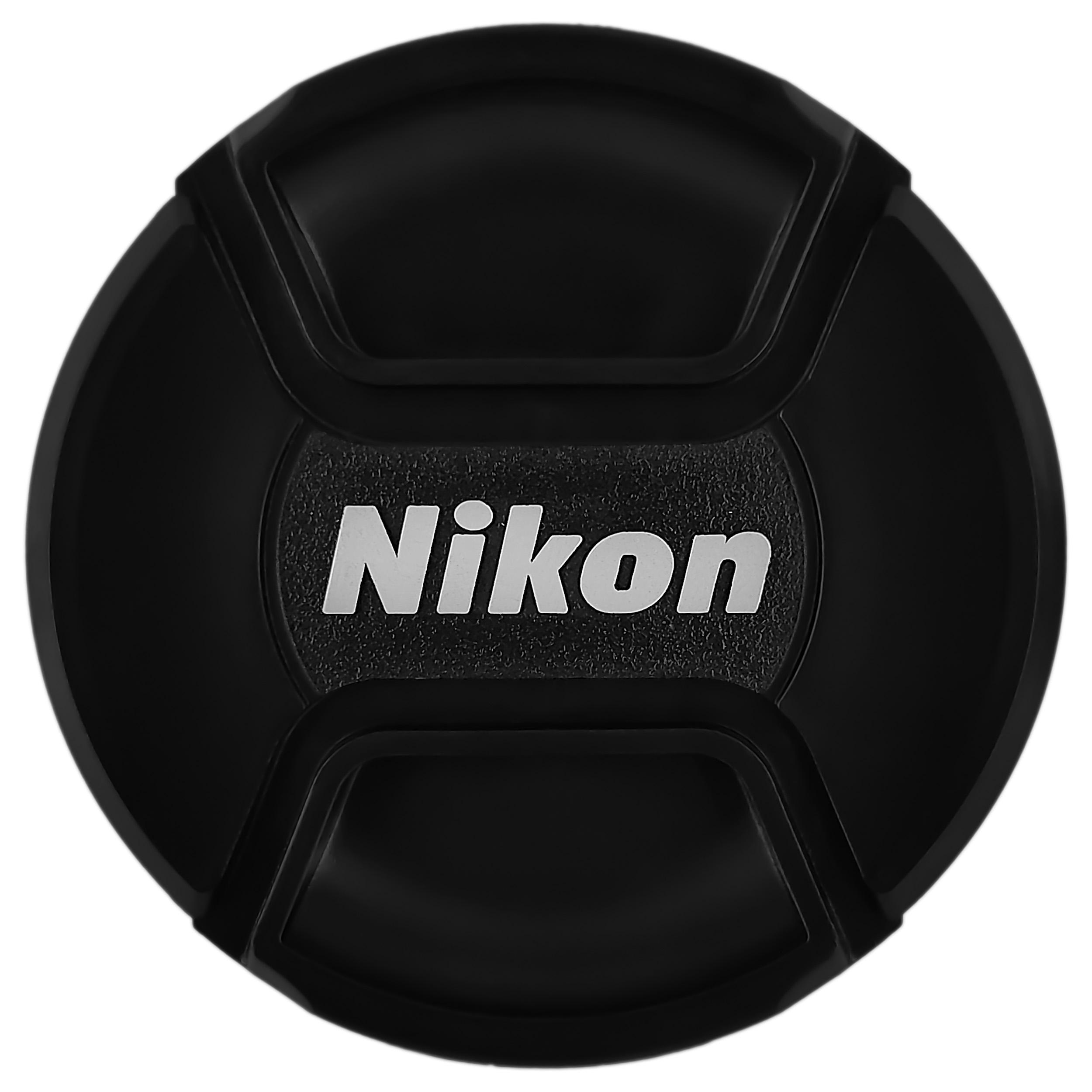بررسی و {خرید با تخفیف} درپوش لنز نیکون مدل +A مناسب برای دهانه لنز 77 میلی متر اصل