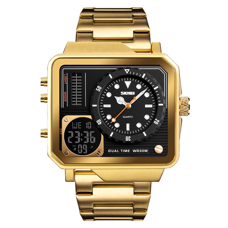 ساعت مچی عقربه ای مردانه اسکمی مدل 1392G              ارزان