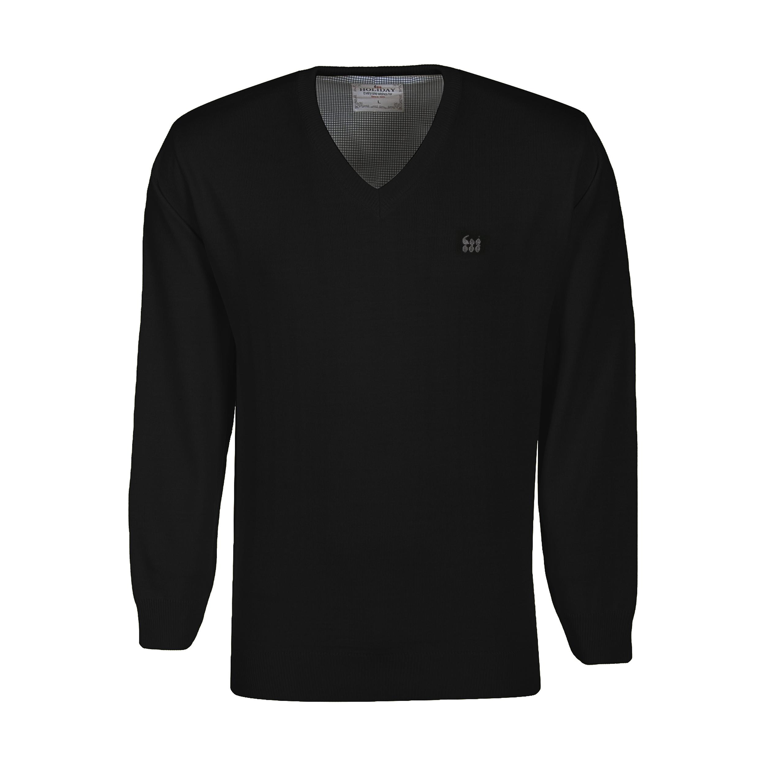 پلیور مردانه هالیدی مدل 578618-black