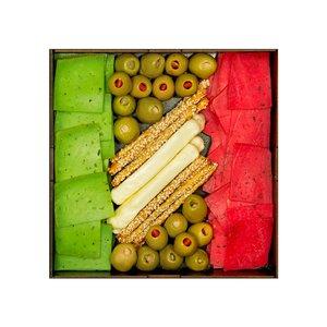سینی موزارلا پستو مزبار - 850 گرم