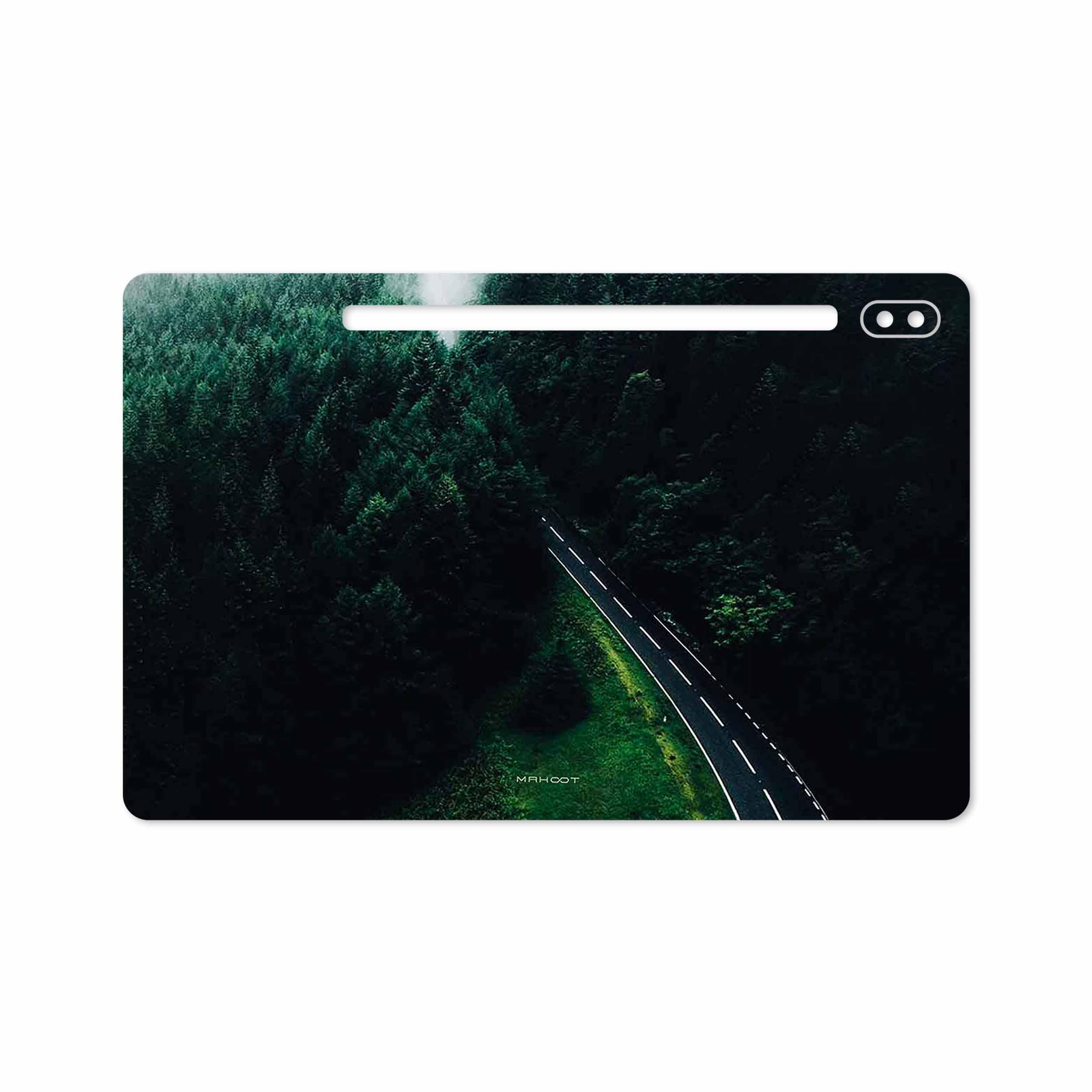 بررسی و خرید [با تخفیف]                                     برچسب پوششی ماهوت مدل Jungle مناسب برای تبلت سامسونگ Galaxy Tab S6 2019 SM-T865                             اورجینال