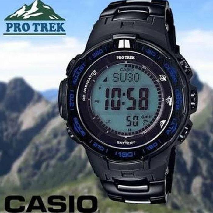 ساعت مچی دیجیتال مردانه کاسیو کد PRW-3100YT-1DR -  - 3