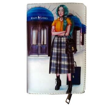 کیف پول دخترانه مدل wa-516