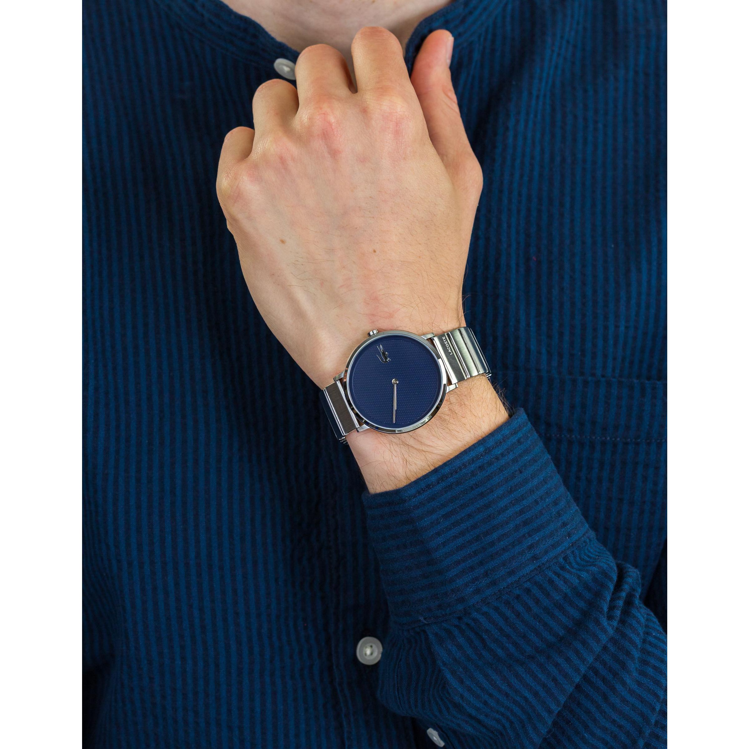 ساعت مچی عقربهای مردانه لاگوست مدل 2010953